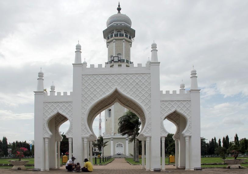 Renovasi terakhir yang dilakukan pada masjid ini terjadi setelah diterpa gelombang tsunami