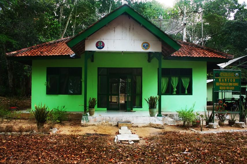 Resort Way Kanan menjadi tujuan bagi wisata minat khusus yang berkaitan konservasi alam