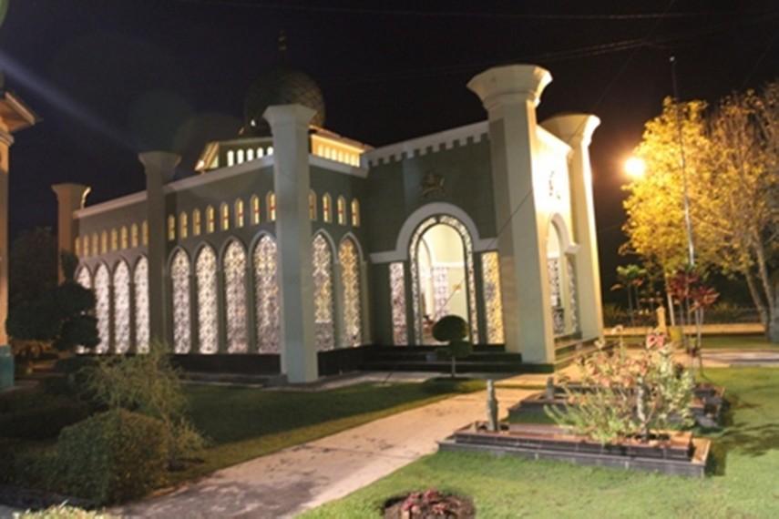 Makam Sultan Siak