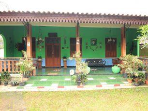 Arsitektur Eropa di Rumah Tradisional Betawi