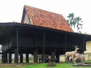 Rumah Ulu, Rumah Bernilai Estetis Pembentuk Keluarga Harmonis