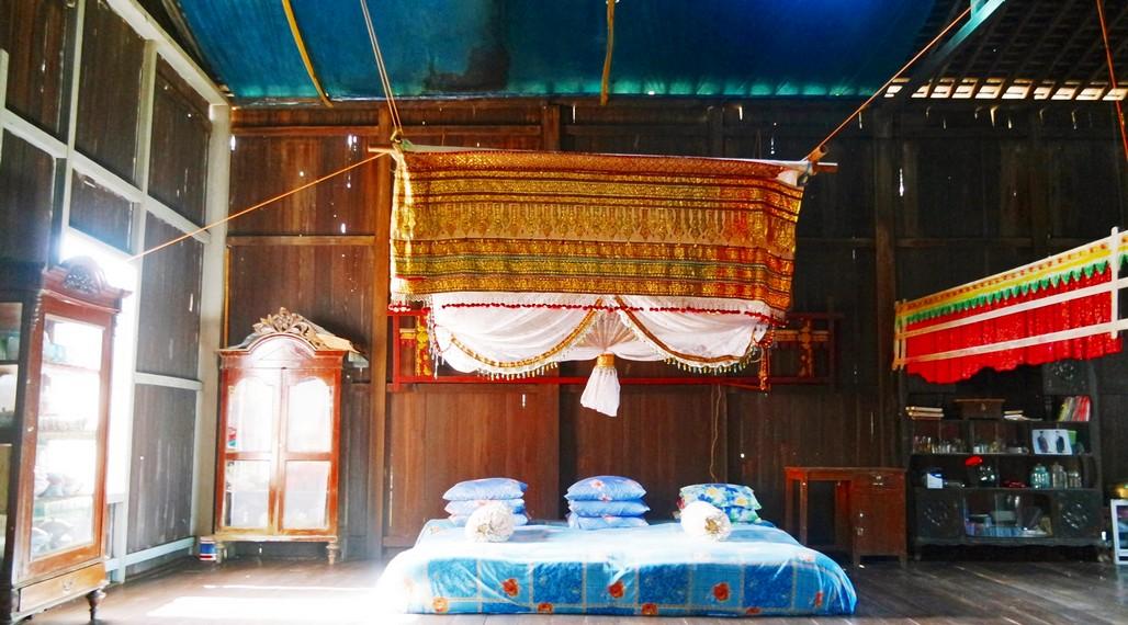 Rumah adat ini telah berusia lebih dari 150 tahun