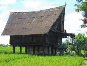 Rumah Baghi, Rumah Tradisional Besemah yang Kaya Makna Filosofi