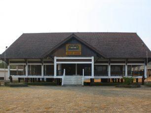 Rumah Sessat Khas Lampung