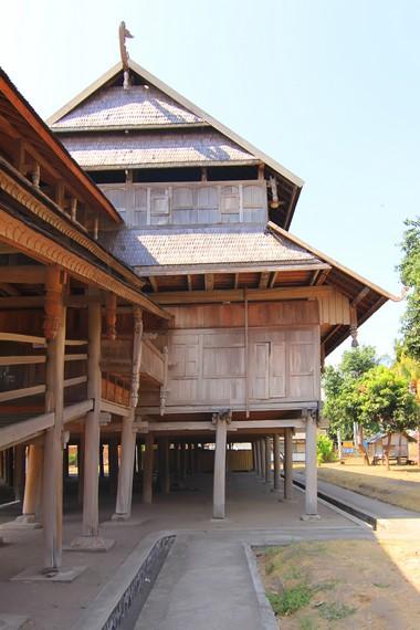 Saat ini, Istana Dalam Loka telah menjadi benda cagar alam Indonesia