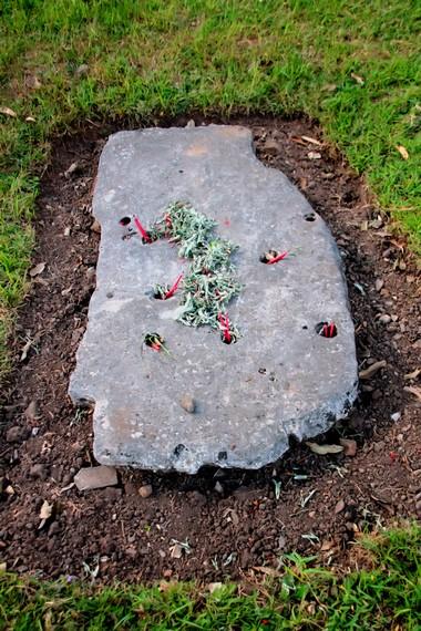 Salah satu makam yang berada di situs Makam Raja-Raja Tallo yang memiliki bentuk unik