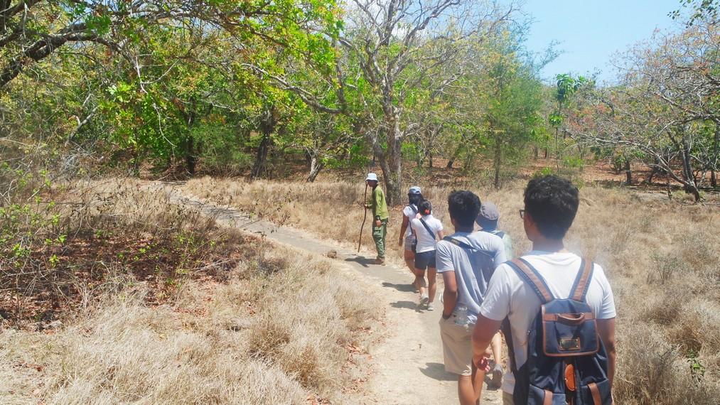 Secara administratif, pulau ini termasuk ke wilayah Kecamatan Komodo, Kabupaten Manggarai Barat, NTT