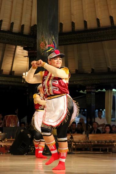 Senam ini memberi identitas dan jati diri bagi masyarakat Kulon Progo