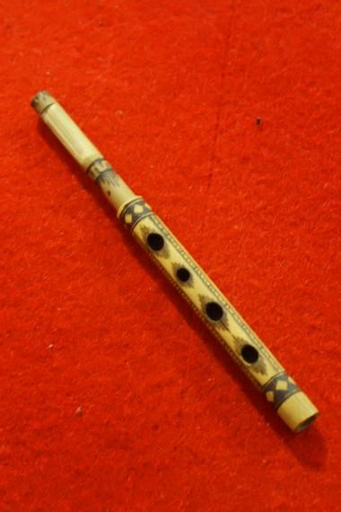 Serunai adalah instrumen musik tiup tradisional Minangkabau yang bernada pentatonis