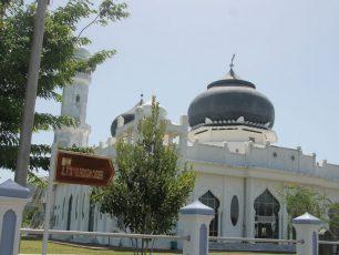 Masjid Rahmatullah, Saksi Kedahsyatan Tsunami di Lampuuk