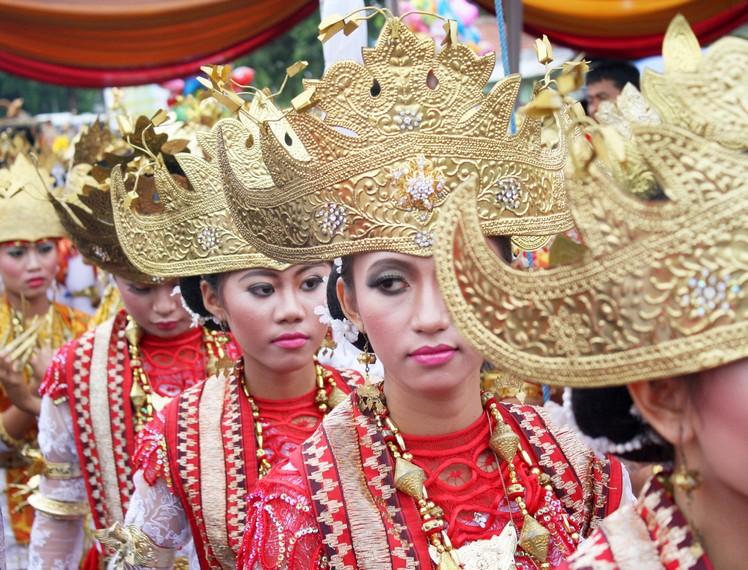 Siger menjadi simbol kedaerahan yang melekat pada Provinsi Lampung