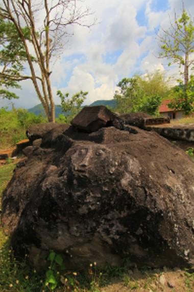 Situs ini sekarang menjadi salah satu benda cagar alam dan sejarah purbakala yang dilindungi