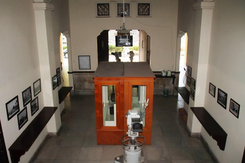 Suasana lantai I Museum Kota Makassar