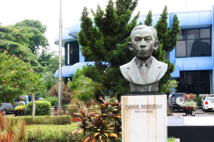Taman Ismail Marzuki menjadi tempat penyelenggaraan berbagai event kesenian
