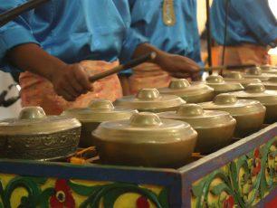 Talempong, Alunan Perkusi yang Menghidupkan Suasana