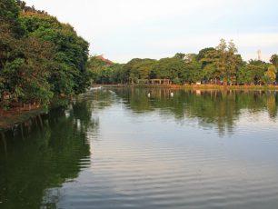 Taman Kambang Iwak, Taman Kota Kebanggaan Masyarakat Palembang