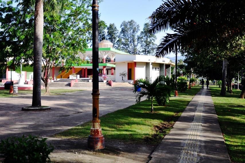 Tamansari merupakan wahana wisata kota alternatif bagi keluarga