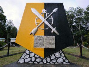 Tugu Sejarah Perang Dunia Ke-2 di Tanah Papua