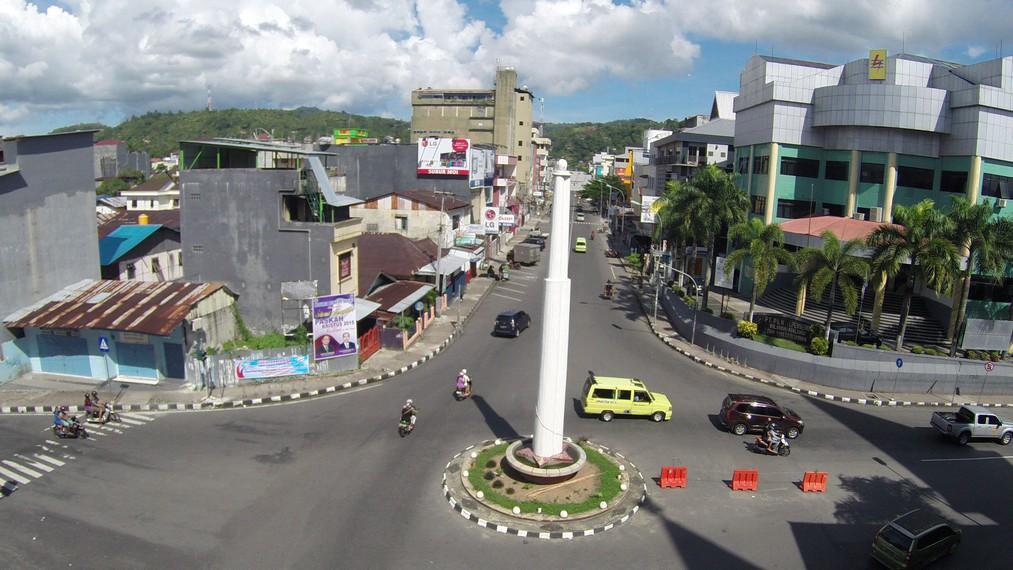 Tugu Trikora Kota Ambon