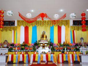 Atmosfer Toleransi di Vihara Budha Jayanti