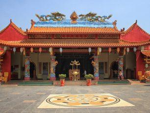 Berkunjung ke Cagar Budaya Vihara Avalokitesvara yang Tertua di Banten