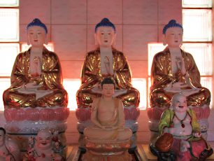 Vihara Dewi Kwan Im, Keindahan di Negeri Laskar Pelangi