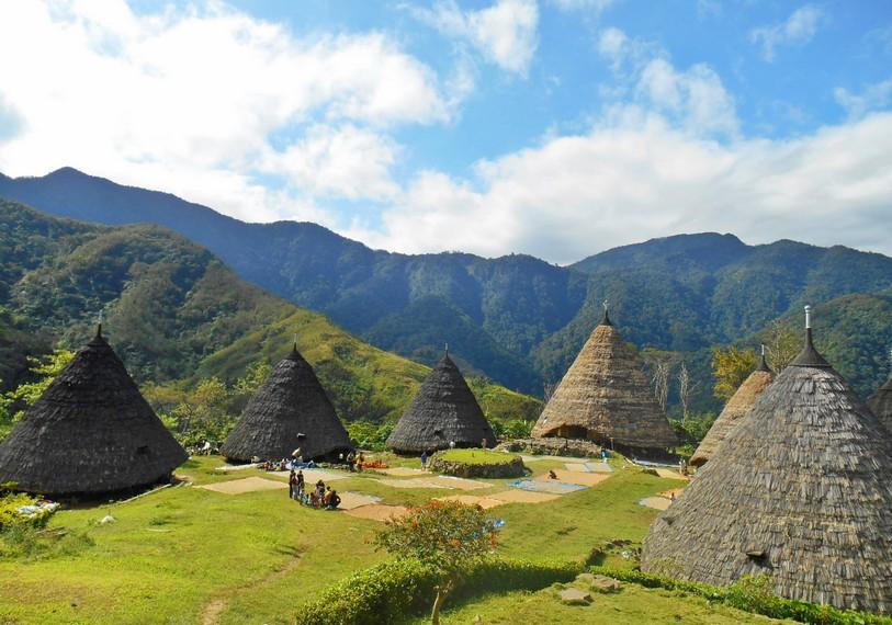 Wae Rebo dinyatakan UNESCO sebagai Warisan Budaya Dunia pada Agustus 2012