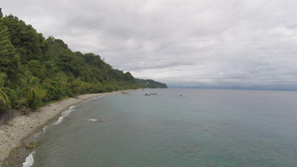 Wilayah perairan di sekitar Batu Layar