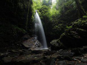 Air Terjun Waisia Kebanggaan Negeri Rumahkay