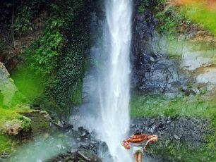 Air Terjun Ogi, Wisata Andalan Kabupaten Ngada