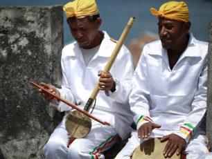 Uniknya Arababu Dalam Lantunan Musik Tradisional Ternate