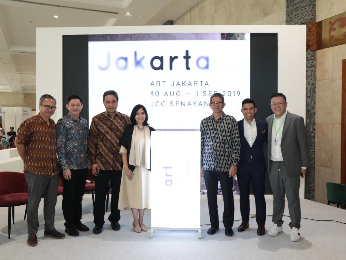 Art Jakarta 2019 Dihadiri Hampir 40,000 Pengunjung