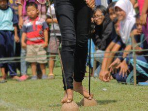 Bakiak Batok, Permainan Tradisional Sunda Bogor