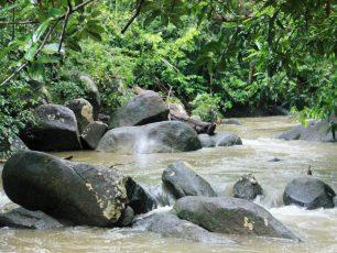 Merasakan Tantangan Outbound di Batu Mentas
