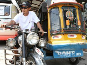 Becak Motor Siantar