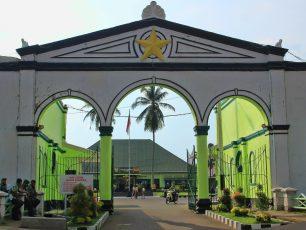Benteng Kuto Besak, Sisa-sisa Peninggalan Kesultanan Palembang Darussalam