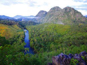 Bukit Langara, Perpaduan Sempurna Antara Sungai Dan Perbukitan