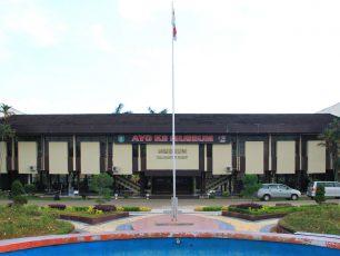 Melihat Ragam Kebudayaan Dayak di Museum Provinsi Kalimantan Barat