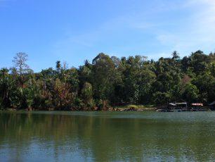 Potensi Danau Laguna Di Desa Ngade