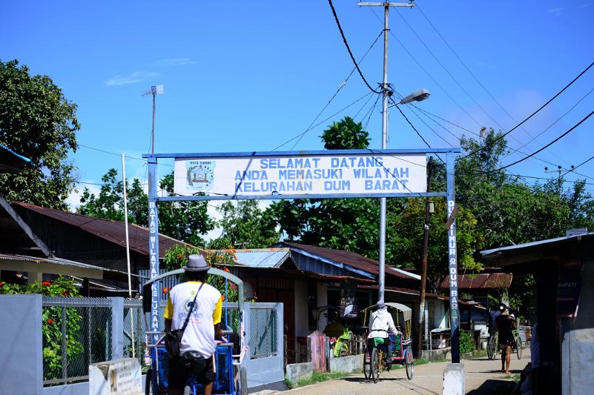 Kehidupan dan keadaan di Pulau Doom - Sorong