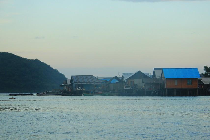 Desa Tumbak salah satu desa yang letaknya di bagian tenggara Sulawesi Utara