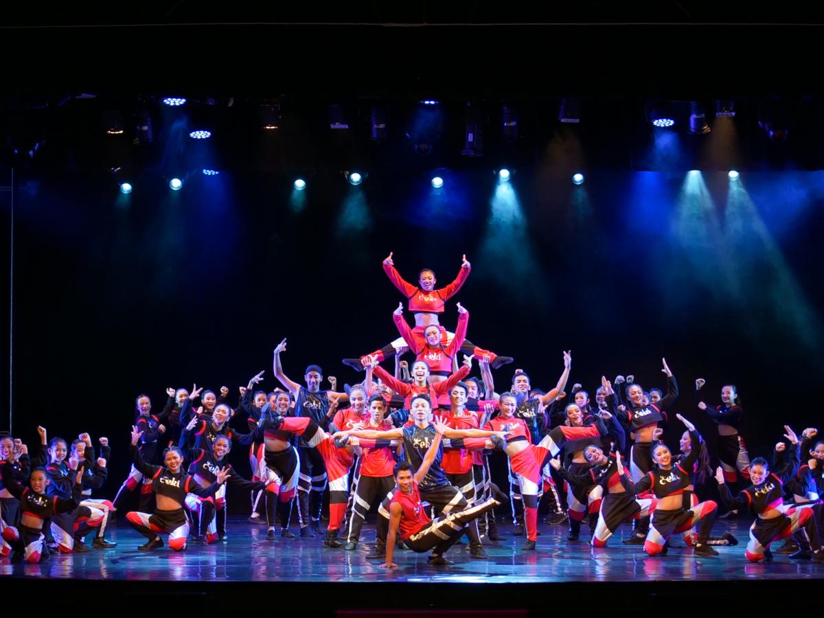 EKI Dance Company pentaskan EKI Update 4.1 #BroadwaynyaIndonesia