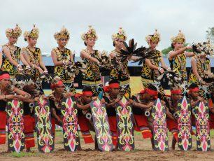 Festival Erau, dari Pesta Rakyat Ke Perhelatan Budaya Internasional