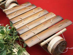Gamolan Pekhing, Gamelan Bambu dari Lampung Barat