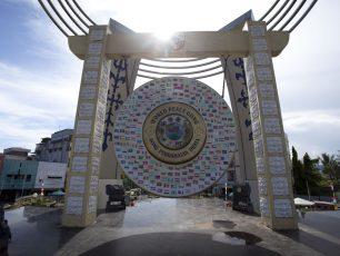 Makna Indah yang Terkandung Dalam Monumen Gong Perdamaian Ambon
