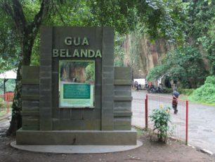 Rasakan dan Jelajahi Sejarah di Gua Belanda, Bandung
