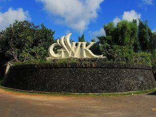 Taman Budaya Bernama Garuda Wisnu Kencana