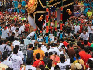 Hoyak Tabuik, Semaraknya Festival Tahunan Masyarakat Pariaman