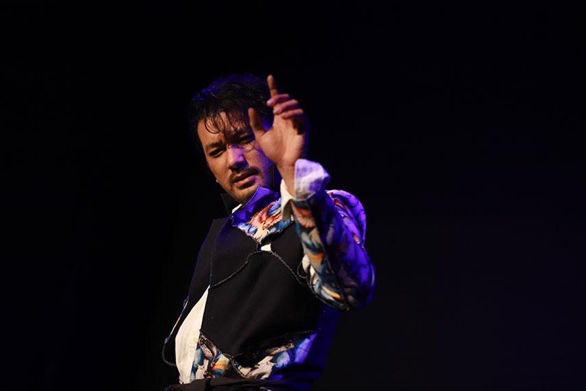 Musikalisasi Sastra, Monolog Para Romeo oleh Rio Dewanto, Arie Walker, Adjie N A bersama Bambu Khatulistiwa