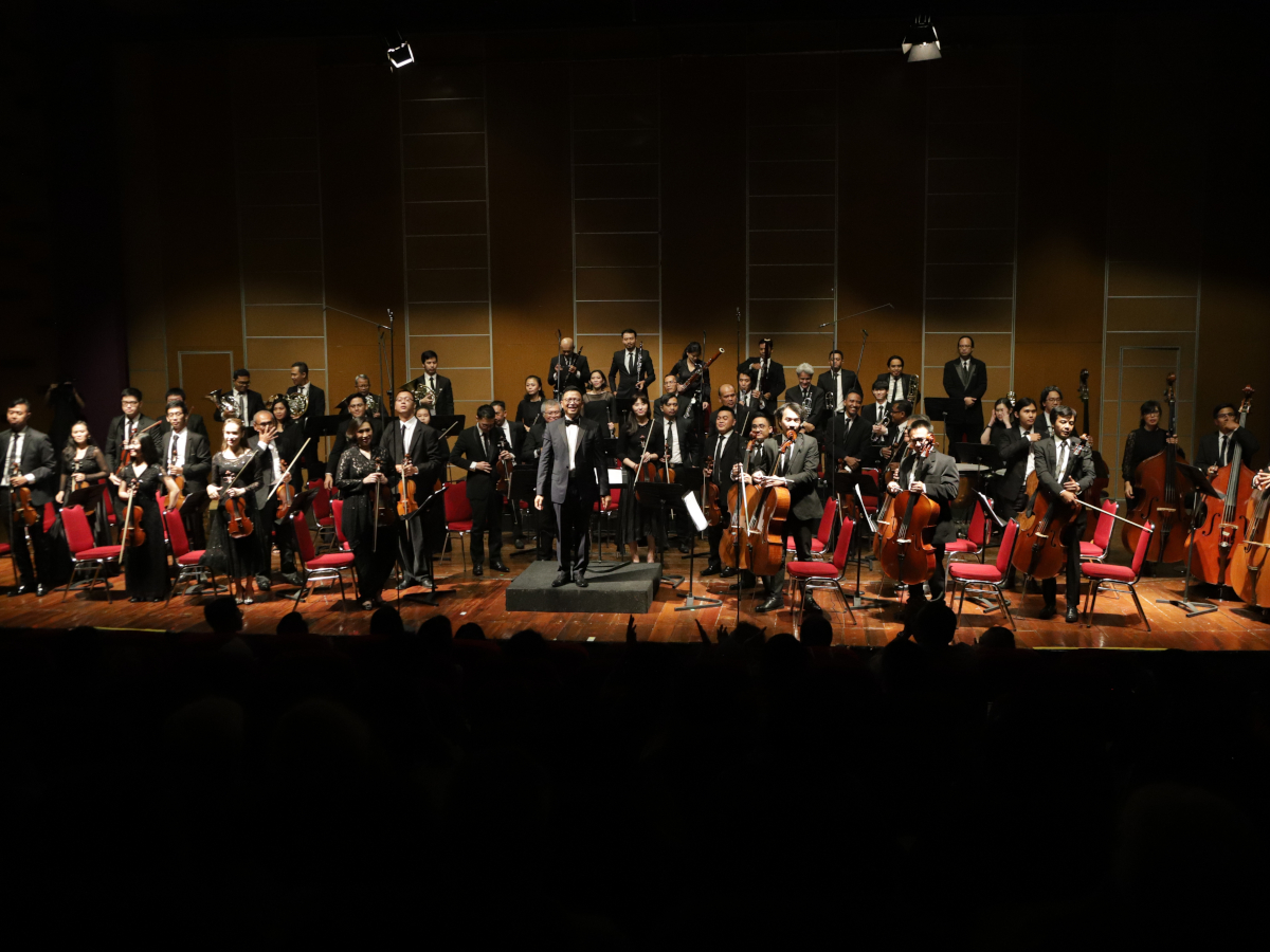 "Jakarta Concert Orchestra Mempersembahkan Konser Klasik ""Love, God, And My Home"""